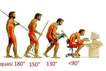 seconda parte dell'evoluzione