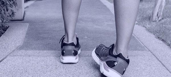 storta distorsione alla caviglia